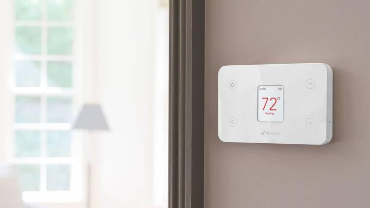 Alexa Thermostat Under $100