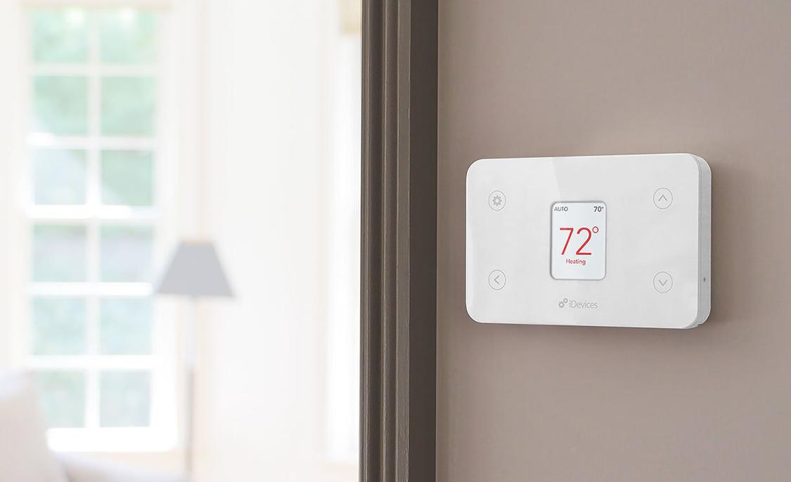 Alexa Enabled Thermostat