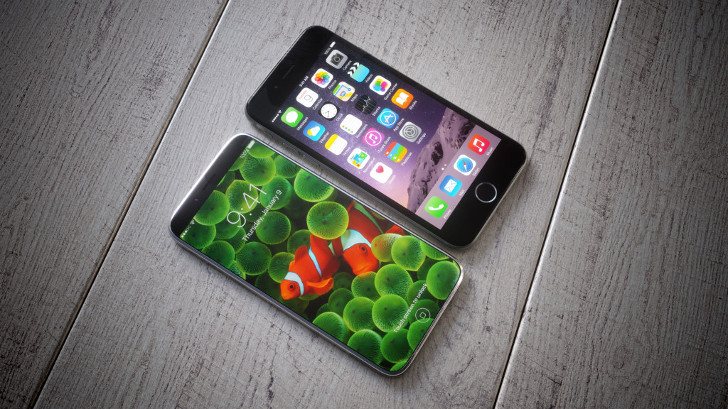 iPhone 8 or iPhone 7s Design Leak