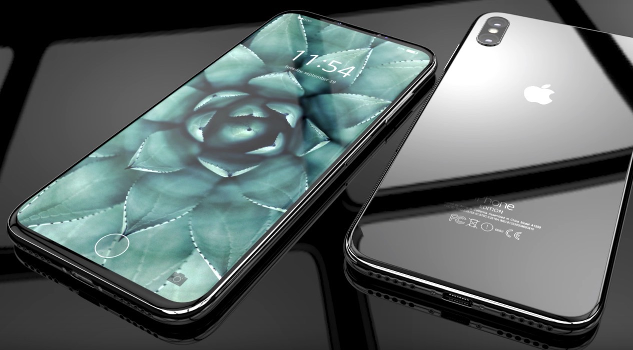 iPhone 8 Rumors Design Video