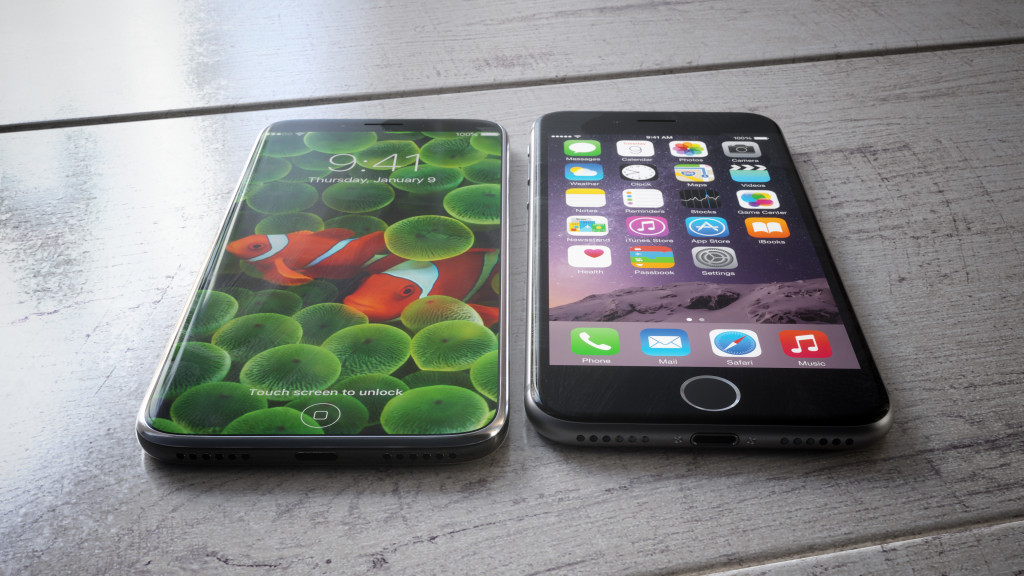This might just be the completely redesigned iPhone 8 of our ...