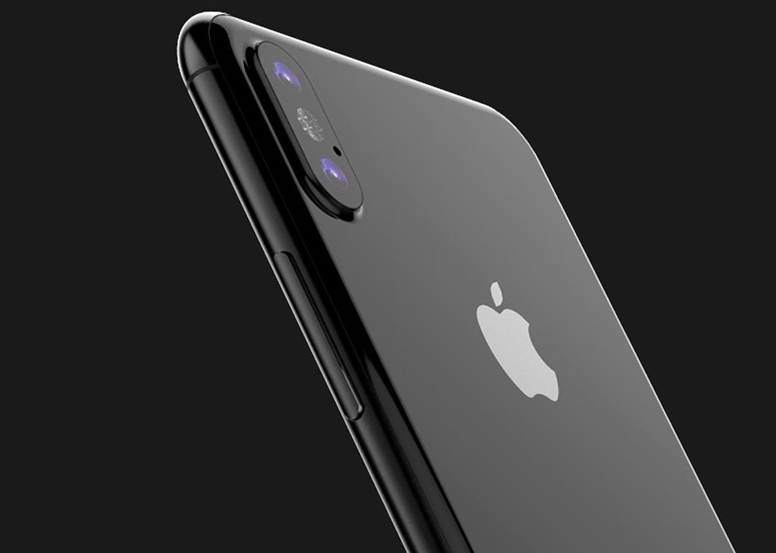iPhone 8 Design 3D Video Render