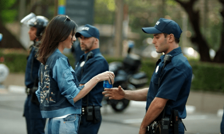 Kendall Jenner Pepsi Commercial YouTube