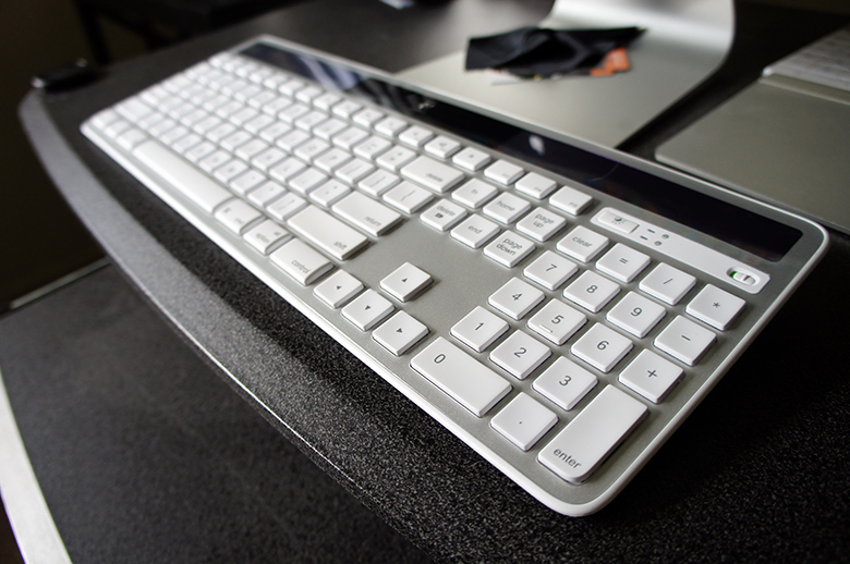 Solar Wireless Keyboard