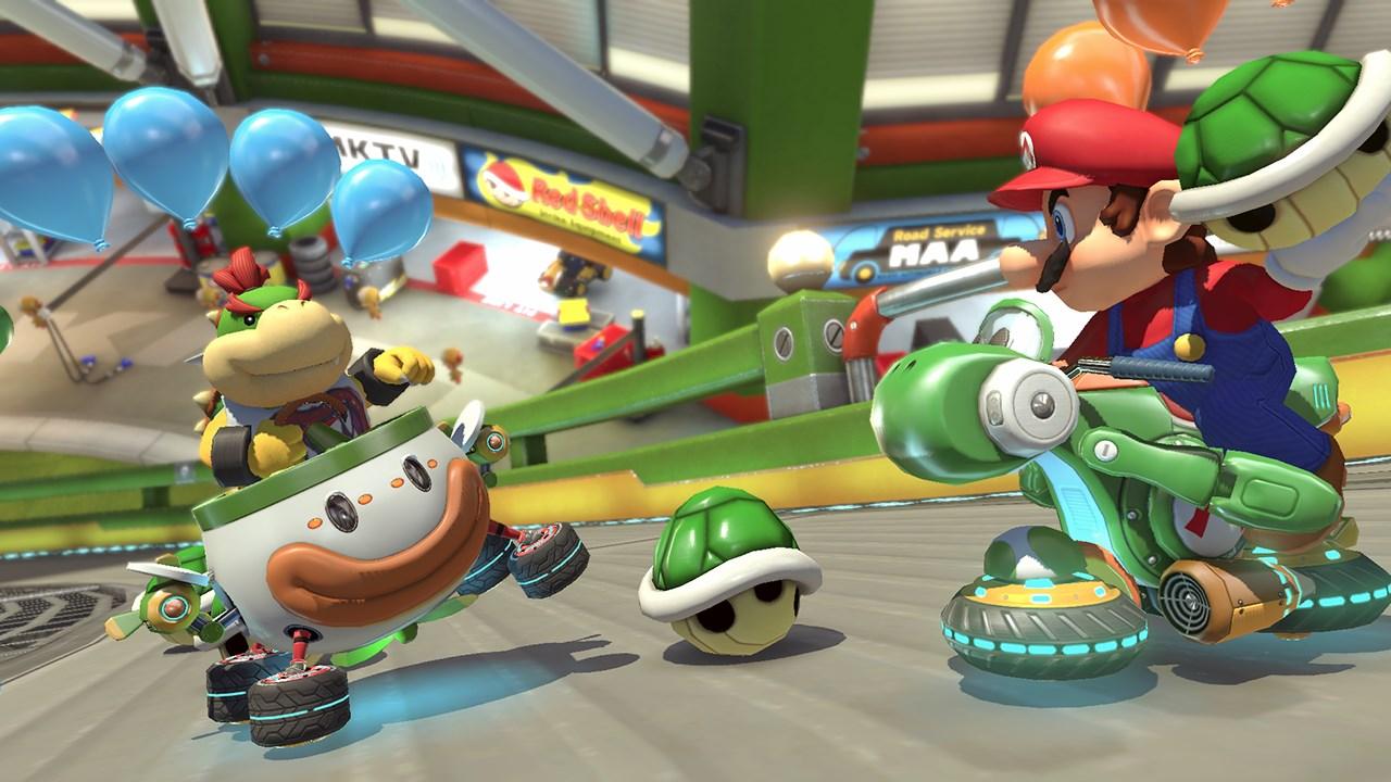 Mario Kart 8 Deluxe Midnight Release