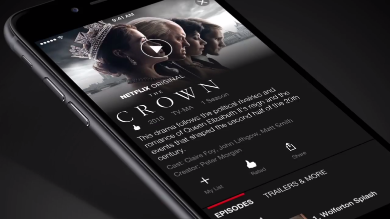 Apple vs. Netflix Original Content