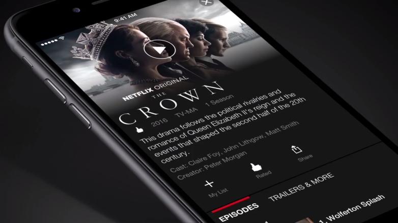 Netflix in-app subscription