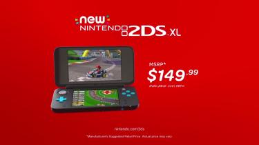 Nintendo: New 2DS XL