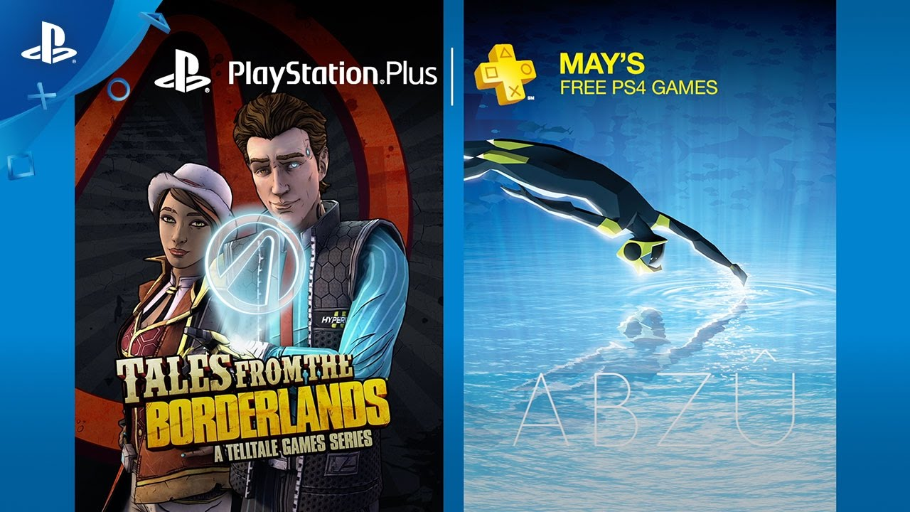 PS4 free games