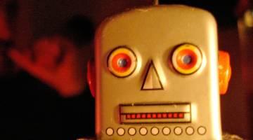 robot that sweats