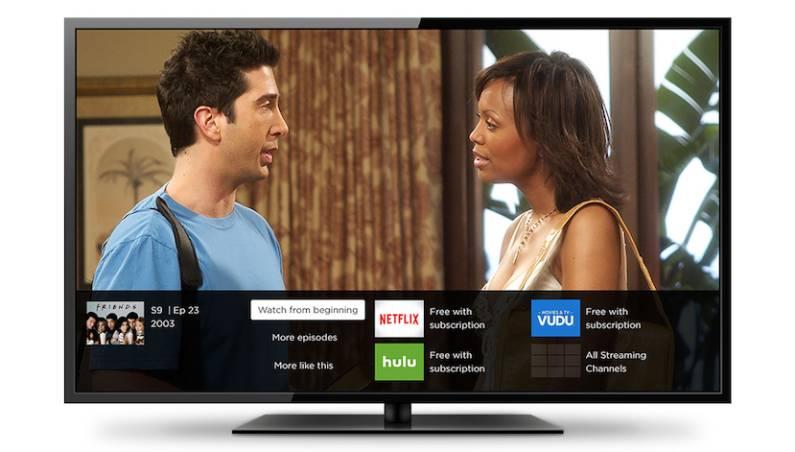 Samsung, Roku smart TVs