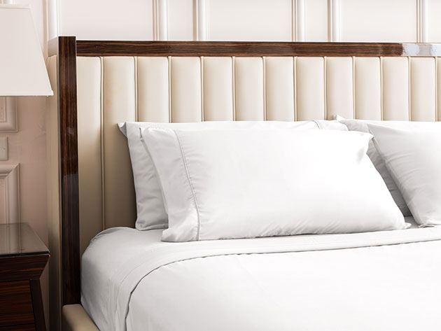 this set of 1800 thread count sheets is on sale for over 85 off bgr. Black Bedroom Furniture Sets. Home Design Ideas