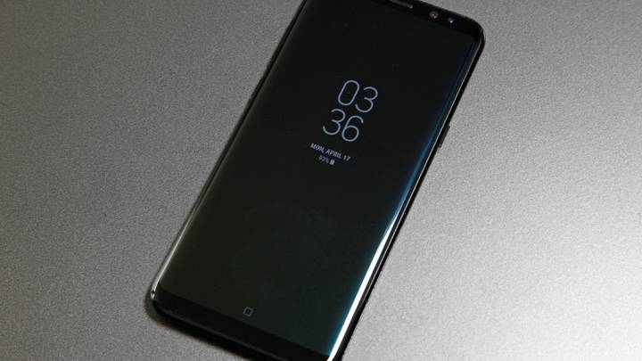 Galaxy S8 Pirates of the Caribbean Edition