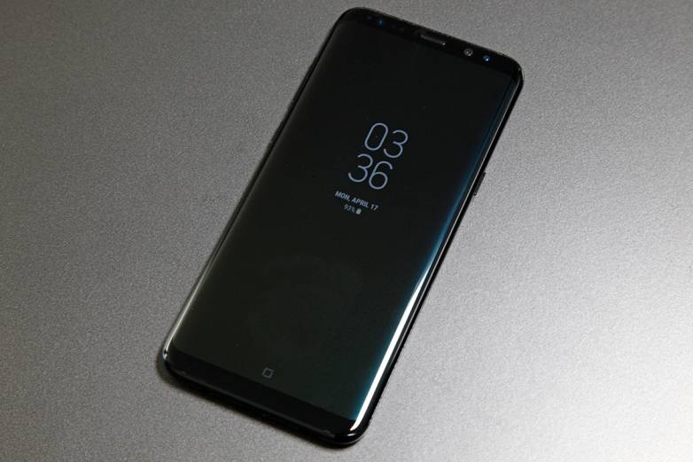 Samsung Galaxy S9 display size