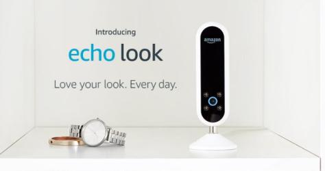 Amazon Echo Look: