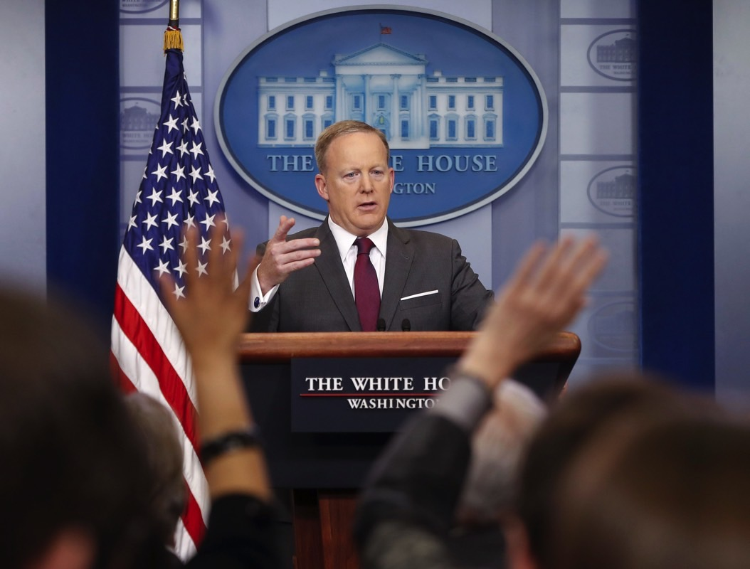 Sean Spicer Soap Opera Video