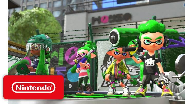 Nintendo Direct: Switch
