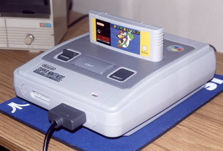 Nintendo mini SNES