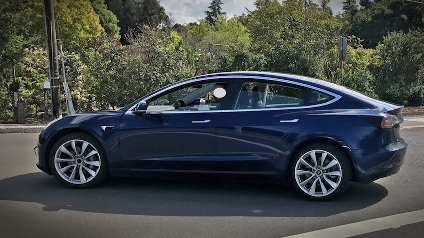 New Model 3 Photos Give Us Our Best Look Yet At Tesla S