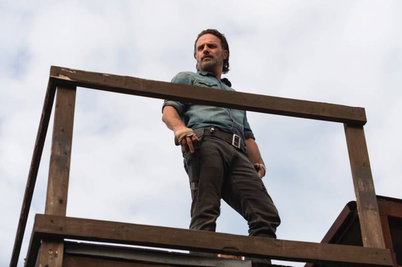 The Walking Dead Season Finale Recap