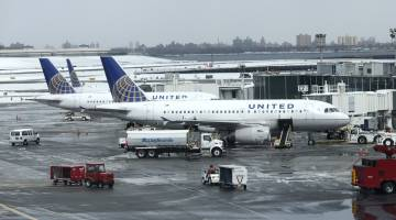 United Airlines: Police