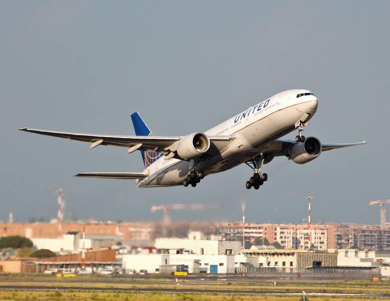 united passenger incident
