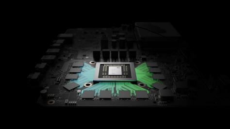 Xbox Project Scorpio reveal