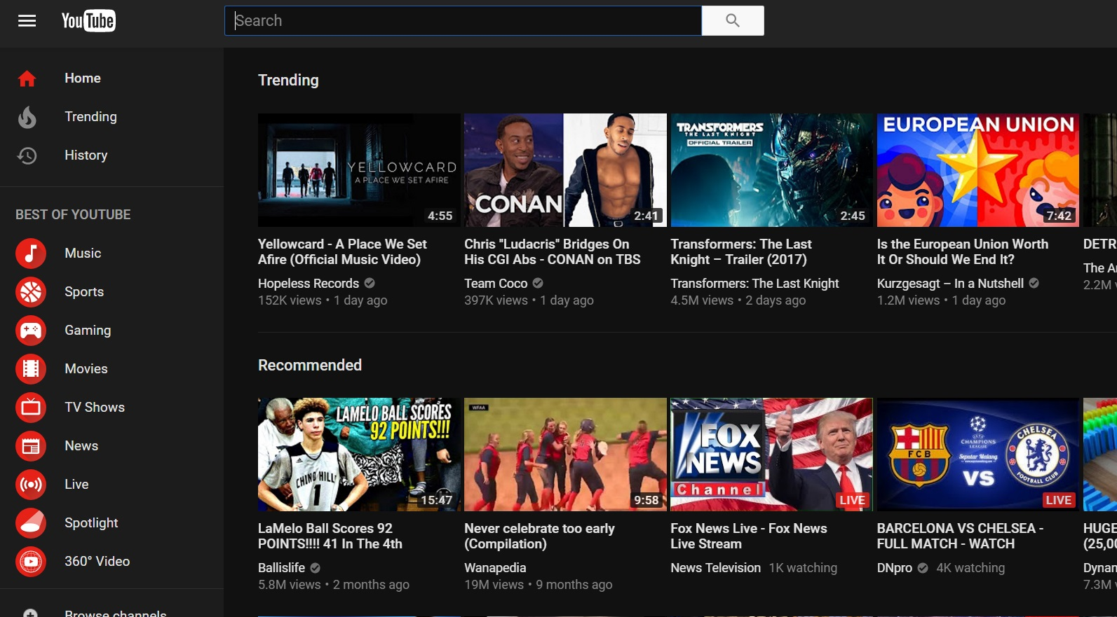 YouTube Dark Mode: How to activate it