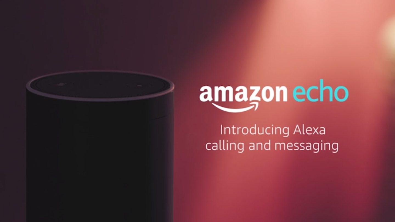 Amazon Echo: Alexa calling