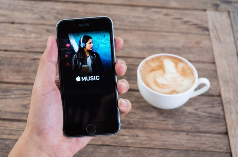 Apple Music American Airlines