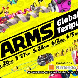 ARMS Global Testpunch 2 times