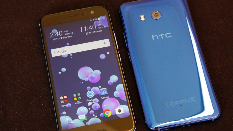 HTC U11 Plus vs. Pixel 2