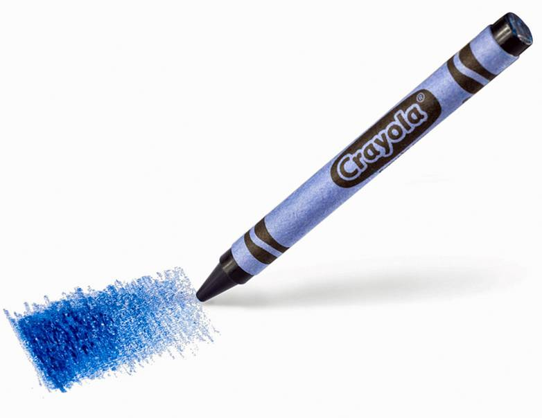 crayola new blue