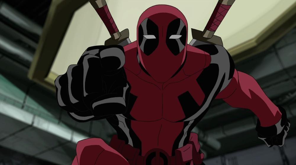 Deadpool cartoon release date