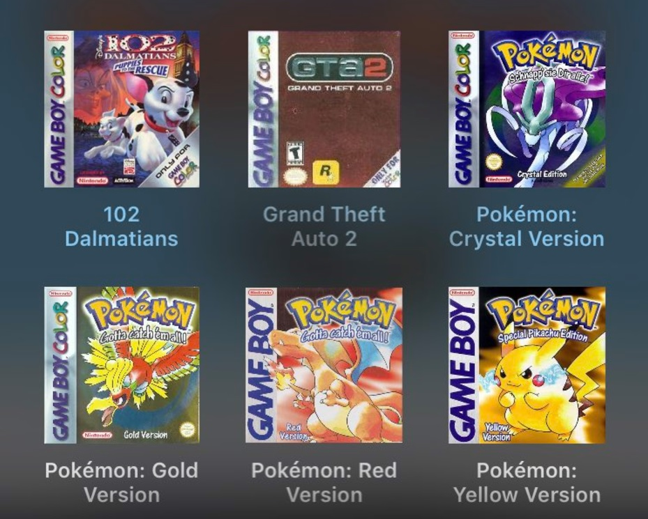 New update for Delta emulator brings Game Boy Color games to the iPhone