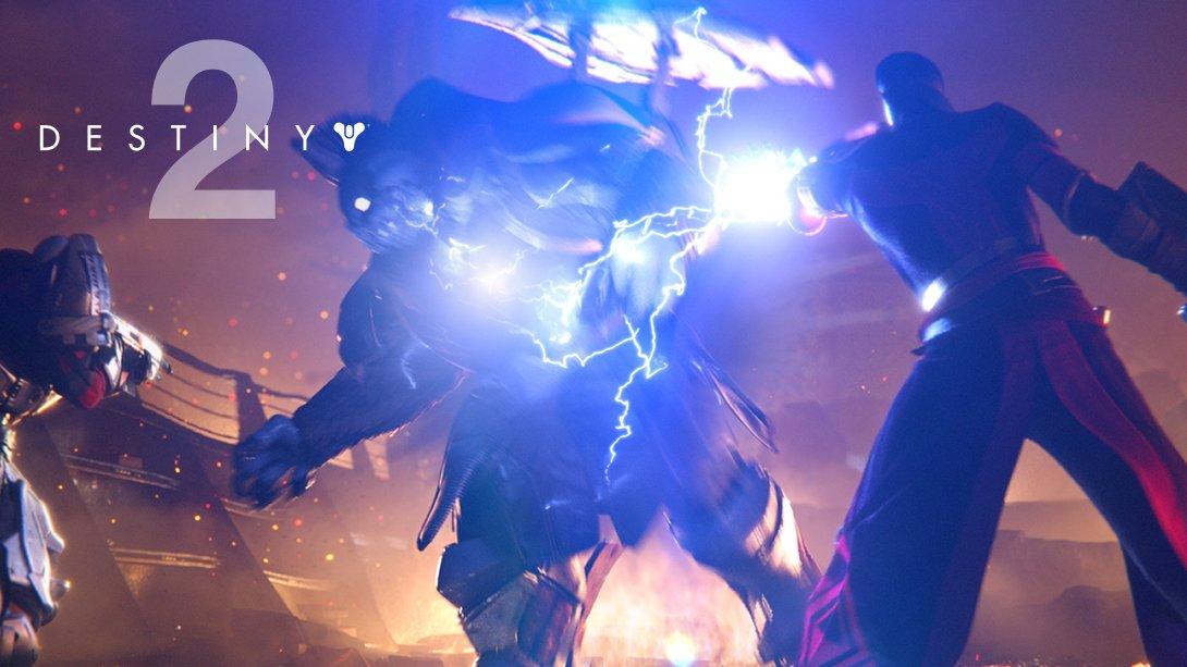 Destiny 2: Gameplay reveal live stream