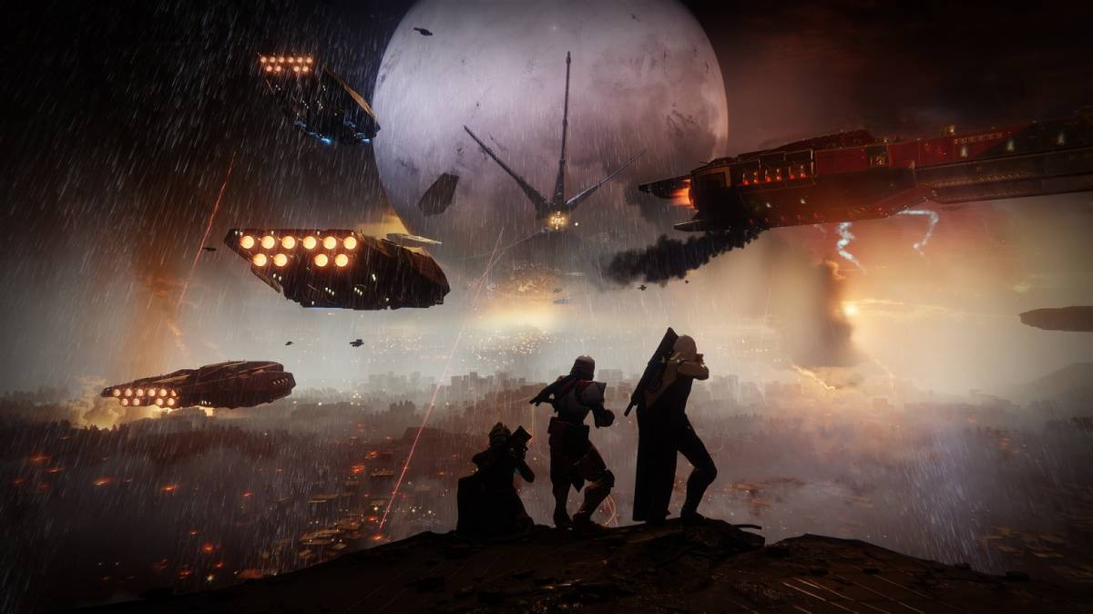 Destiny 2: Release date, gameplay trailer