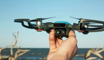 Heathrow airport drone