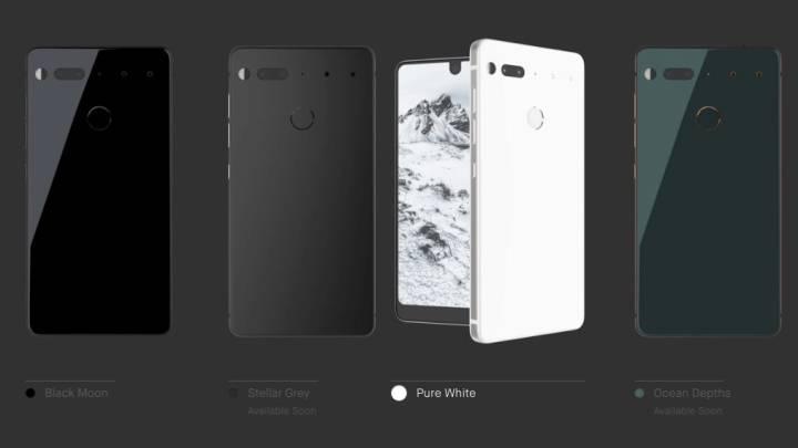 Essential Smartphone vs Apple