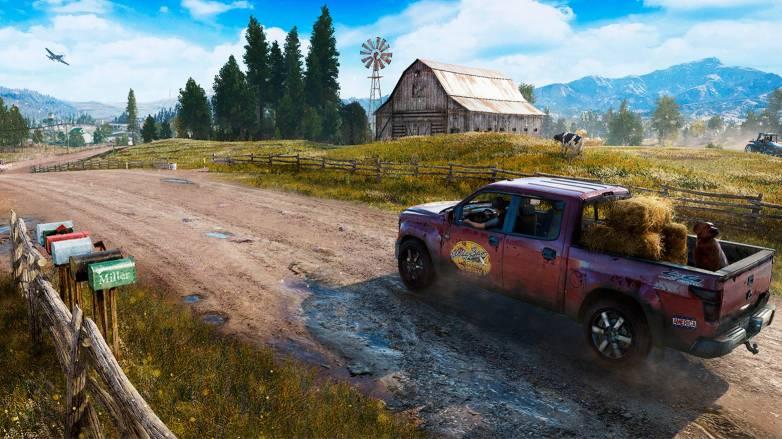 Far Cry 5: Trailer, release date