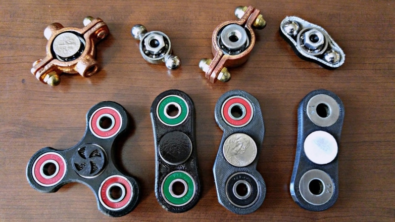 Where To Buy The Fidget Spinners Everyone Is Going Crazy