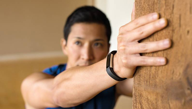 Fitbit stock dived