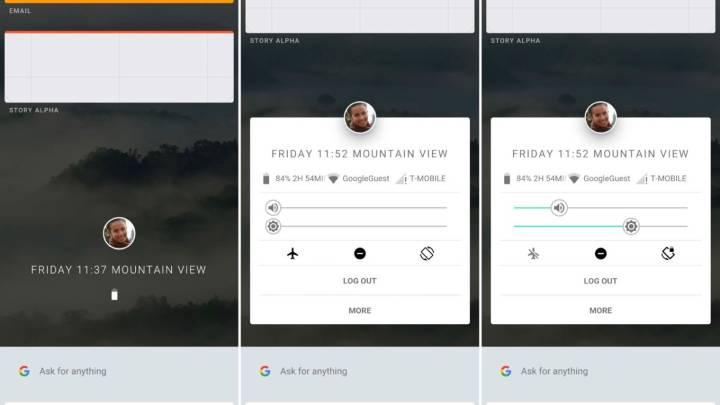 Google Fuchsia OS Video Demo