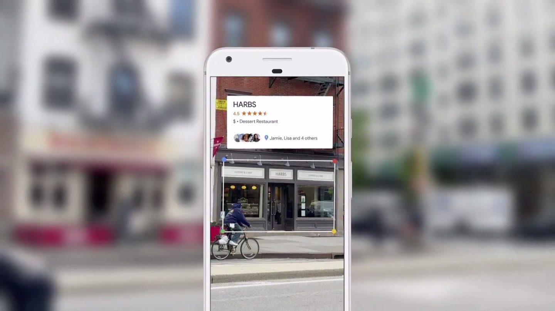 Google Lens revealed