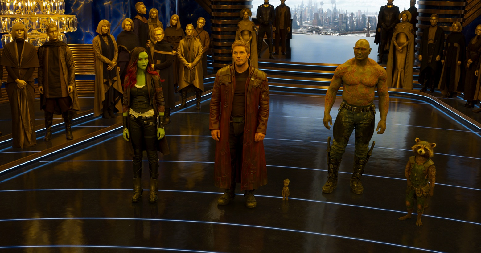 Guardians Of The Galaxy Post Credit Scene 'Guardians of the Ga...