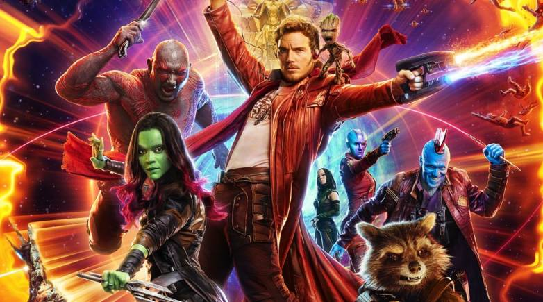 James Gunn back on Guardians of the Galaxy 3