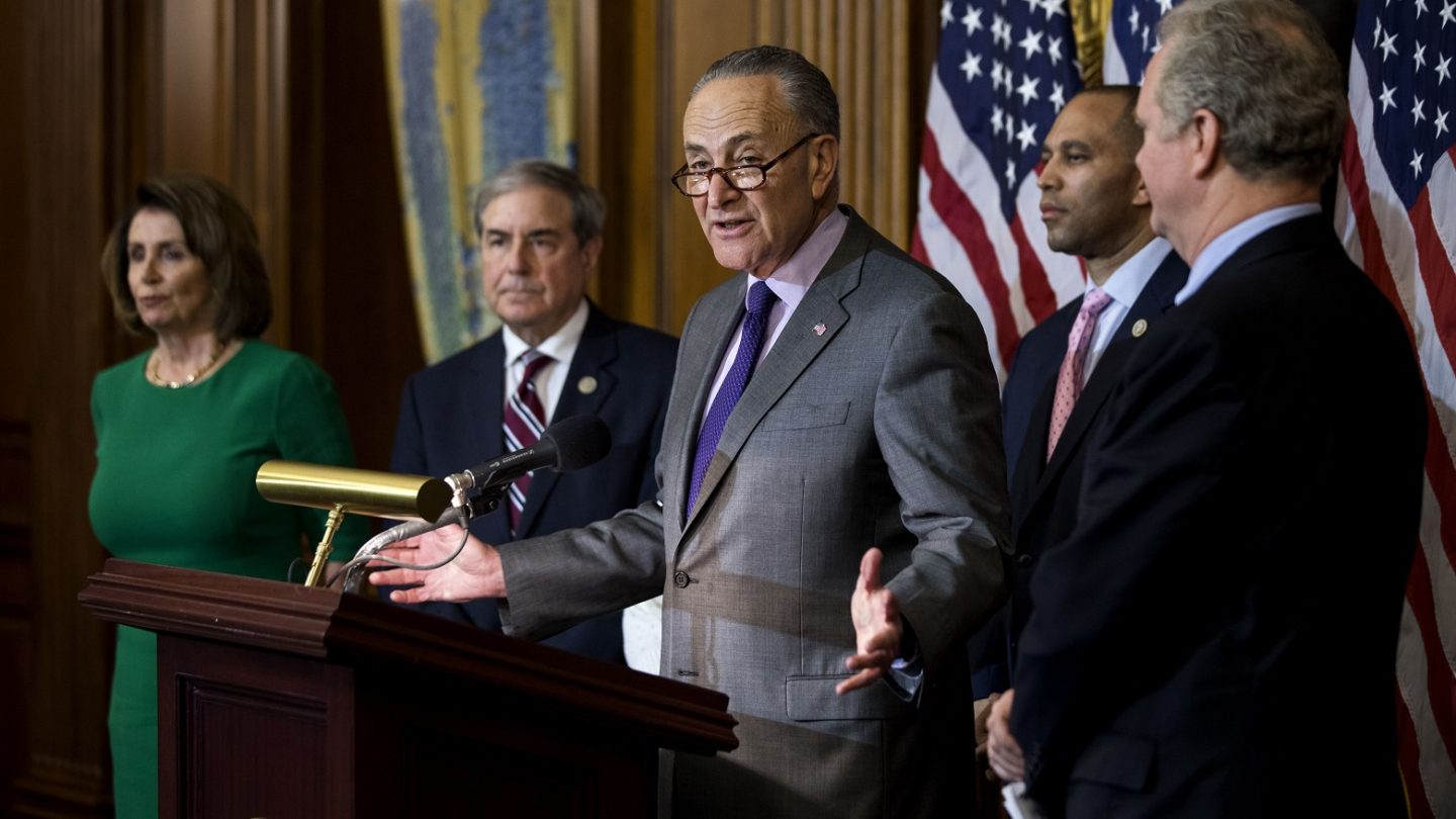 House Democrats news conference