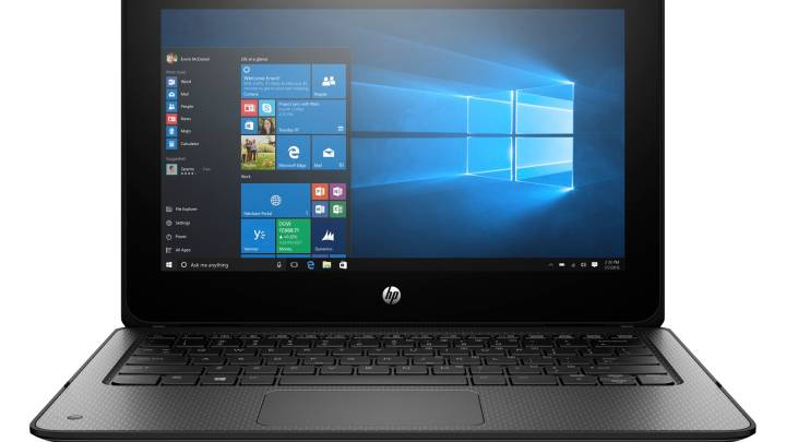 HP Laptop Keylogger
