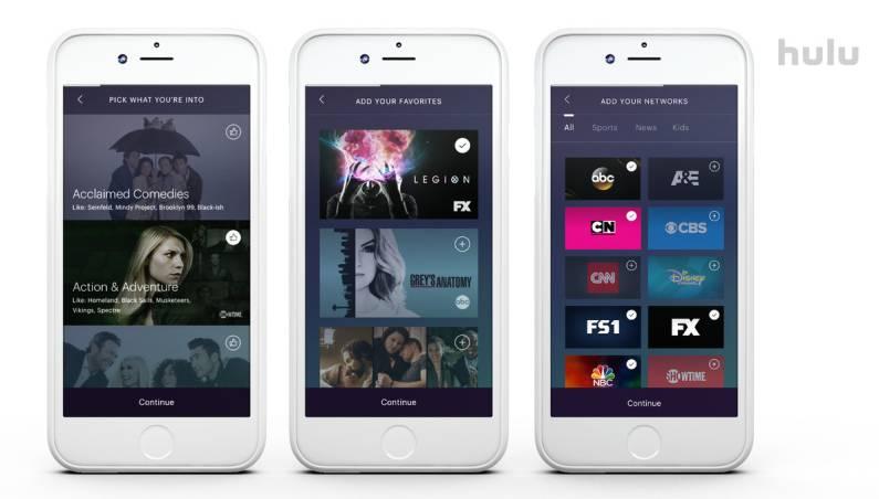 Hulu Live TV beta