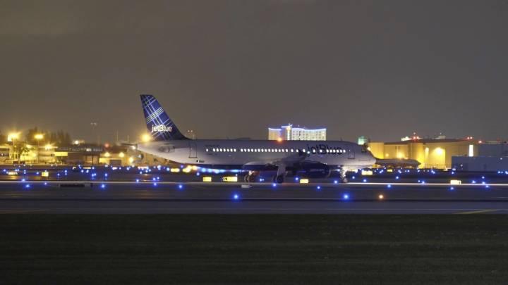 JetBlue Face Recognition Flight Boarding